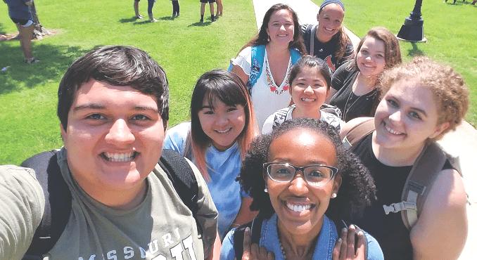 学習院女子大学 グローバル化の取り組み